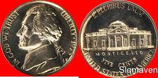 1973 S Jefferson Nickel Gem Proof  No Reserve