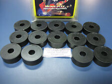 Body Frame Tub Cab Mount Bushing Cushion Spacer Kit Set 55-73 Jeep CJ5 24101