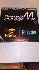 Disque vinyle /Boney M maxi 45T gotta go home