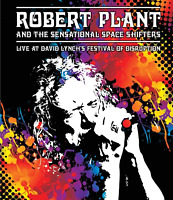 Robert Plant & Sensational Space Shifters - Live DVD (Std)(Presale Feb 9th 2018)