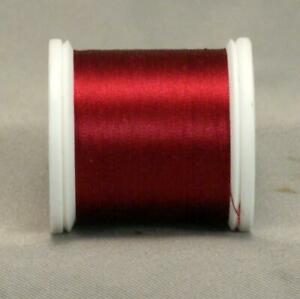 Kanagawa / YLI 100% and #100 Silk Thread [ 267 - Brick Red ]