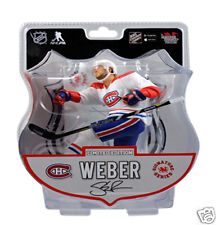2016-17 Shea Weber Montreal Canadiens Nhl 6' Action Figure Signature Series New