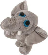 Suki Gifts LiL Peepers Jungle Animals Stomper Elephant Soft Boa Plush Toy Grey