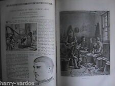 Labour Home Church Army Tower of Silence Parsee Rare Old Victorian Articles 1893