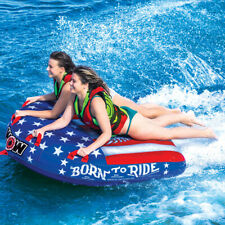 New listing Wow Watersports Born To Ride Towable - 2 Person Mfg# 20-1010