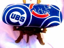 hard eyeglasses cases CHICAGO CUBS/health & beauty/vision care/2 Styles/handmade