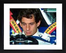 Ayrton Senna Framed Photo CP0867