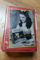 THE WIZARD OF OZ VINTAGE Trading Card Set of 110 (1990) by PACIFIC Judy Garland
