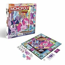 Hasbro B84171020 Monopoly Junior My Little Pony Friendship Is Magic Toy