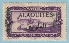 ALAOUITES C7 AIRMAIL  MINT HINGED OG * NO FAULTS EXTRA FINE!
