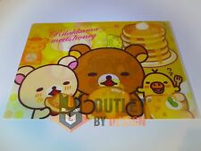 San-x Rilakkuma Meets Honey Kawaii 1Plastic File Folder