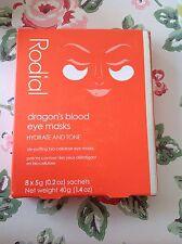 Dragon's Blood Eye Masks Rodial 8 X 5g Sachets