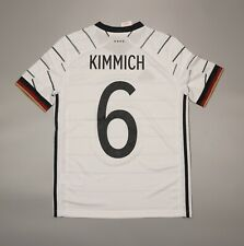 NWOT Kimmich #8 Germany Home 2019 2021 Football Soccer Shirt Adidas Youth Size L