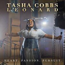 Tasha Cobbs Leonard - Heart. Passion. Pursuit. [New CD]