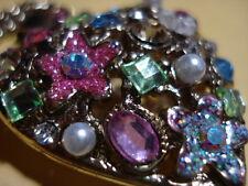 "NWT Betsey Johnson Fairyland Heart Pendant 26"" Necklace MSRP $40.00"