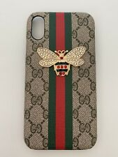 Gucci Case For Iphone XR with Logo Bee