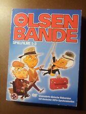Die Olsenbande - Spielfilme 1-3 (2005) Box Kultklassiker DEFA Film Top!!!
