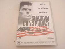 Shadow Conspiracy (DVD, 2004) Region 4