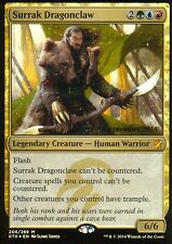 Surrak Dragonclaw FOIL | NM | Prerelease Promo | Magic MTG