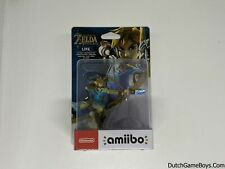 Link - Zelda Breath Of The Wild - New - Nintendo Amiibo