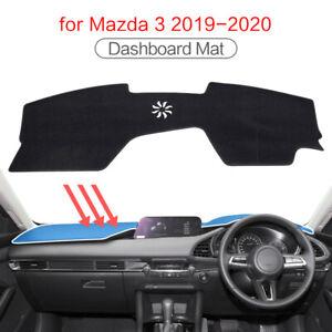 Dash Mat Dashmat for Mazda 3 2019 2020 mazda3 Axela Accessories Dashboard Pad