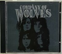 COMPANY OF WOLVES Extremely Rare Radio Promo CD (1990 Mercury) OOP Hard Rock