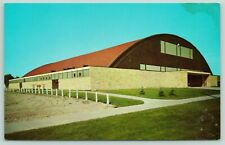 Moorhead Minnesota~Concordia College~Gymnasium-Auditorium~Basketball~Roller Rink