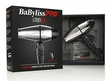 NEW!!! BABYLISS PRO STAINLESS STEEL FX HAIR BLOW DRYER FERRARI ENGINE # BABSS800