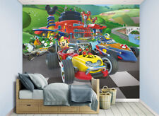 Disney Mickey Mouse and the Roadster Racers Wallpaper Mural Walltastic
