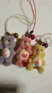 Care bears - Collectable flock figure