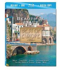 Best of Europe: Beautiful Italy [Blu-Ray + DVD + Digital]