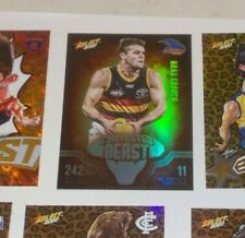 2020 Select Footy Stars Contested Beast card Adelaide #CB3 Brad Crouch