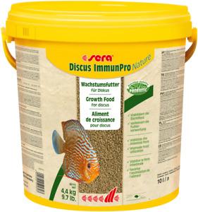 Sera Discus ImmunPro Nature 4.4KG / 10L Growth Food Probiotics for Discus Fish