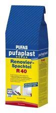 (3,60�'�/kg) PUFAS pufaplast Renovier Spachtel R40 5kg  Spachtelmasse