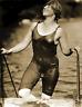 "1916 Ellen Koeniger, Lake George, NY Old Photo 8.5"" x 11"" Reprint"