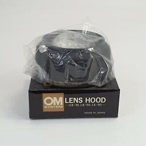 Olympus OM Rubber Hood 49mm for 50mm f1.4 50mm f1.8 35mm f2.8