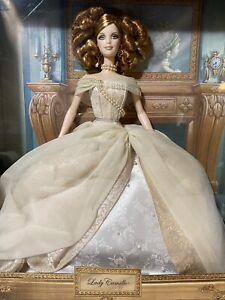 Lady Camille 2002 Limited Edition Barbie Doll The Portrait Collection #B1235