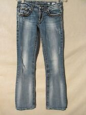 Miss Me Boot Killer Stretch Jeans Tag Reads 27 Women's Measured 28x31 Inv#F1204