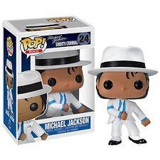 FUNKO POP 2013 SMOOTH CRIMINAL MICHAEL JACKSON #24 Vinyl 3 3/4 Figure In Stock