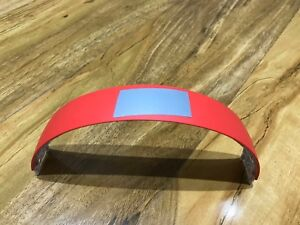 Top Headband for Beats by dr Dre Solo 3 Solo3 Wireless Headphones - Matte Red