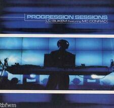 Progression Sessions LTJ Bukem MC Conrad - CD DRUM & BASS - GOOD LOOKING RECORDS