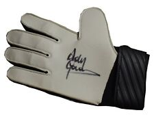 Andy Goram SIGNED autograph Goalkeeper Glove Glasgow Rangers Football AFTAL COA