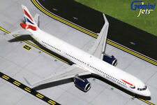 Gemini Jets 1:200 British Airways Airbus A321neo G-NEOP G2BAW802 IN STOCK