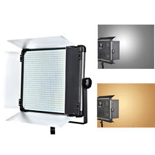 Dison Bicolor Dimmable D-2000II LED Photography Flat Panel Lamp For Studio/Video