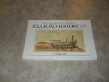 R&LHS Railroad History #147 Autumn 1982 Grand Trunk Railway Issue