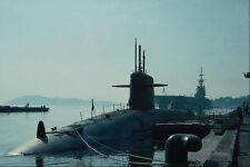 795040 USS Ulysses Grant Ballistic Missile Submarine SSBN 631 A3 Photo Print
