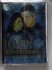 Farscape Through The Wormhole  card set