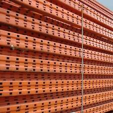 Used Redirack Pallet Racking Frame 900mm deep various heights available