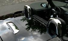 Mazda MX5 MK3 Hard Top High Level Chrome Brake Light Cover M-X5