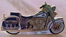 1997 Bike Week Heritage Springer Harley Davidson Motorcycle Pin